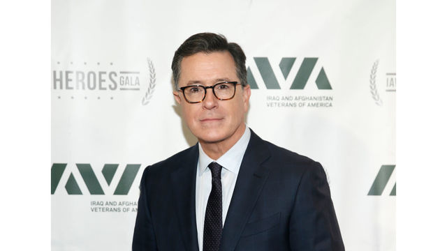 Stephen Colbert donates $400K to NC hurricane relief, still hates our barbecue
