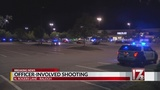 Suspect killed in Raleigh officer-involved shooting