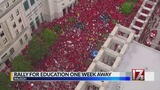 Raleigh preps for 50K in downtown for teacher rally