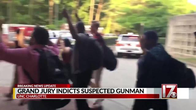 Police: UNC-Charlotte shooting suspect planned attack for months