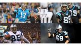 Delhomme, Smith, Walls, Gross to join Panthers Hall of Honor