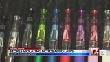 20% of NC stores caught selling tobacco to minors, putting federal funds at risk