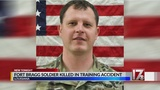 Fort Bragg soldier killed in training accident in Louisiana