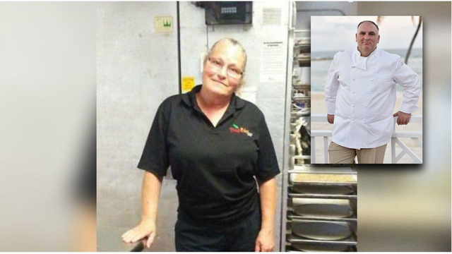 Celebrity chef offers to hire cafeteria worker fired for giving a student free lunch