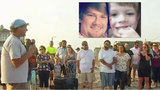 100+ attend vigil for man and boy who died at Atlantic Beach