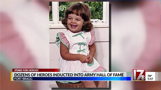 First female pilot killed in combat honored at Fort Bragg