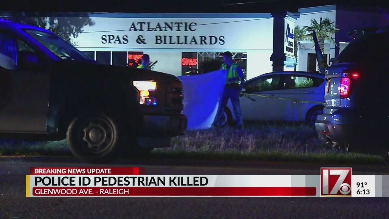 Police ID woman hit and killed by car on Glenwood Ave
