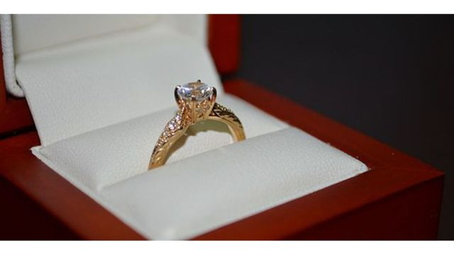 NC deputy picking up engagement ring turned away from store over service weapon