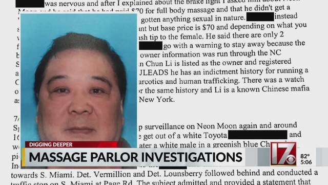 Woman's mission to shut down massage parlors involved in human trafficking